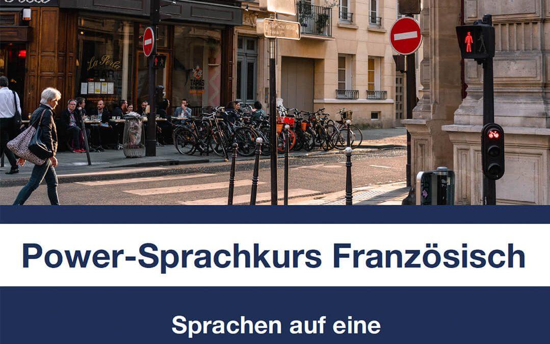 Französisch lernen in vier Wochen – Teil 1