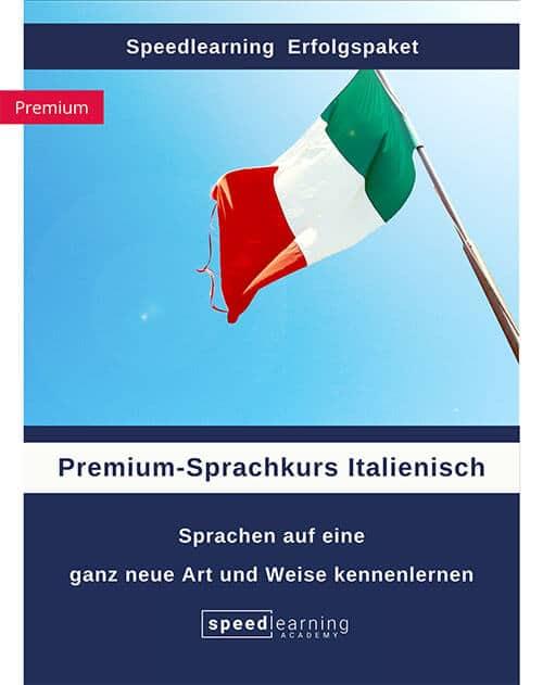 Premium-Sprachkurs Italienisch