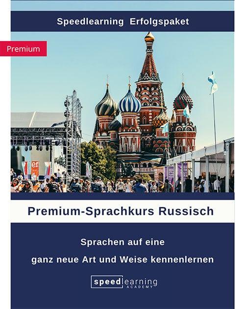 Premium-Sprachkurs Russisch