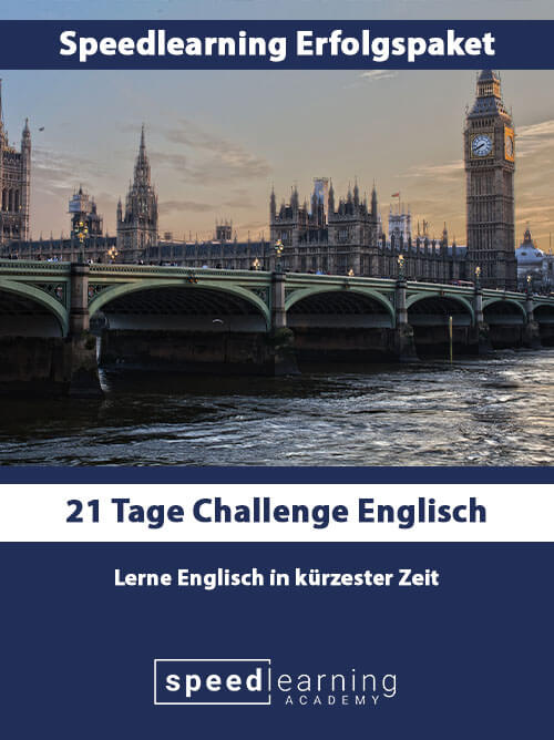 Produktbild 21 Tage Challenge Englisch